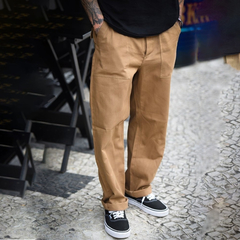 CALÇA BREAKNECKS FATIGUE CAQUI