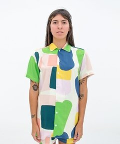 CAMISA SURREAL SP COLORS - comprar online