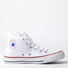 TENIS CONVERSE CHUCK TAYLOR ALL STAR HI BRANCO CT00040001