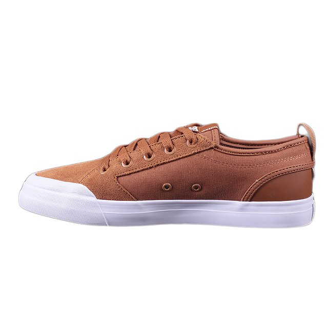 TENIS DC EVAN SMITH BROWN ADYS300286