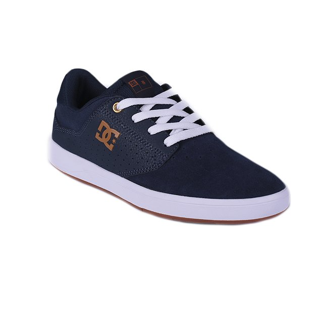 TENIS DC SHOES PLAZA TC S NAVY WHITE ADYS100319NVW