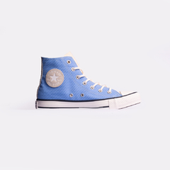 TÊNIS CONVERSE ALL STAR AZUL / CORAL / AMENDOA  - CT4650002