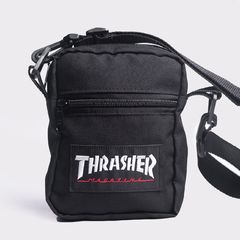 SHOULDER BAG THRASHER LOGO PATCH