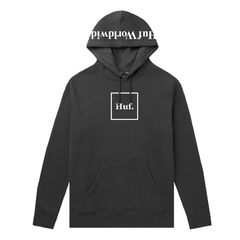 MOLETOM HUF ESSENTIAL BOX LOGO