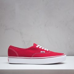 TENIS VANS COMFYCUSH AUTHENTUC RED