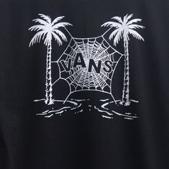 CAMISETA VANS CAUGHT UP VN0A49PXBLK - O.W.L Store