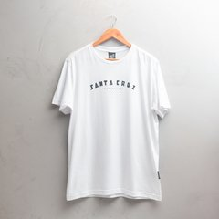 CAMISETA SANTA CRUZ HEADLINER WHITE