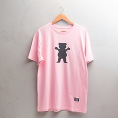 CAMISETA GRIZZLY OG BEAR ROSA