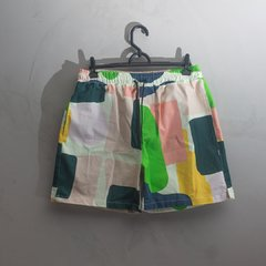 SHORTS SURREAL COLORS