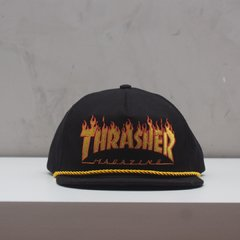 BONE THRASHER MAG FLAME BLACK