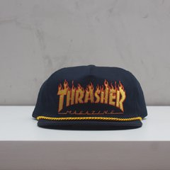 BONE THRASHER MAG FLAME NAVY