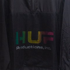 JAQUETA HUF PRODUCTIONS BLACK na internet