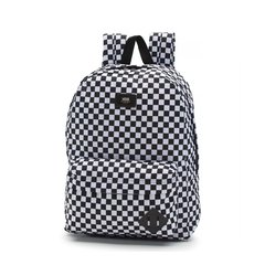 MOCHILA VANS  OLD SKOOL CHECKERBOARD