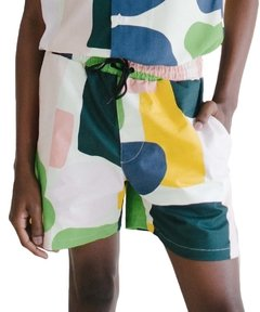 SHORTS SURREAL COLORS - comprar online