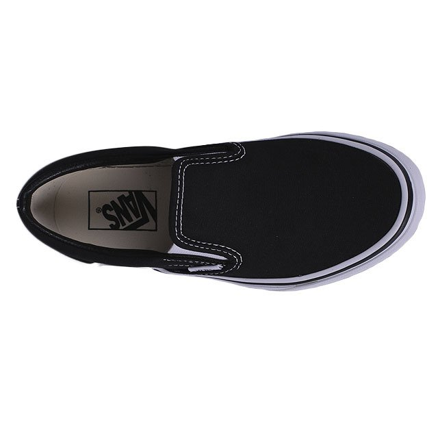 TENIS VANS SLIP-ON BLACK VNB00EYEBLK