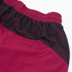 SHORTS HIGH SPORT SHORTS WINE - O.W.L Store