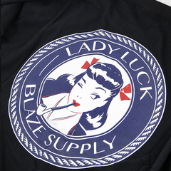 CAMISETA BLAZE SUPPLY LADY LUCK - O.W.L Store