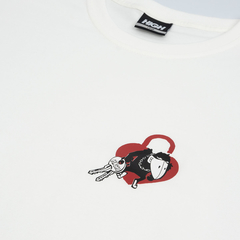 CAMISETA HIGH LOCKSMITH WHITE - comprar online