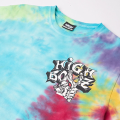 CAMISETA HIGH SLINGSHOT TIE DYE na internet