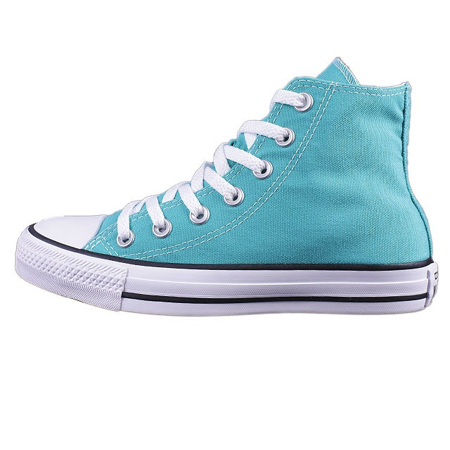 TENIS CONVERSE CHUCK TAYLOR ALL STAR HI VERDE MAR CT04190010