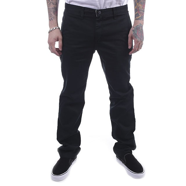 CALCA VANS CHINO AUTHENTIC STRETCH BLACK VN0A3143BLK