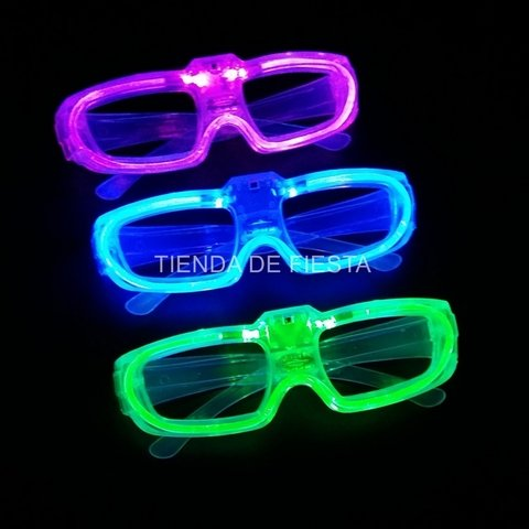 Lentes Luminosos FULL LED  3 secuencias