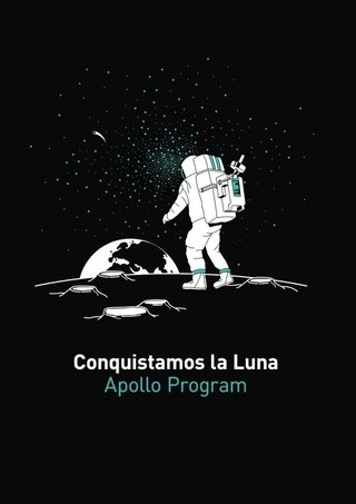 Imagen de Remera Apollo Program
