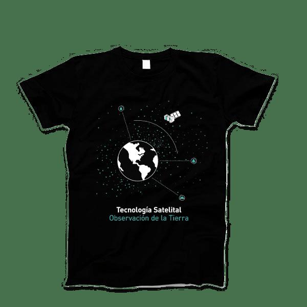 Remeras con Diseño Espacial 6eed446719cdd