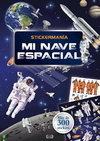 Stickermanía: Mi Nave Espacial