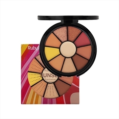 Mini Paleta de Sombras SUNSET - Ruby Rose - comprar online
