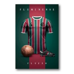 PLACA TIME FLUMINENSE
