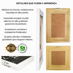 QUADRO FRASE ALL YOU NEED - comprar online