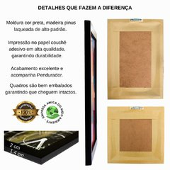 QUADRO FRASE ONE DAY - comprar online