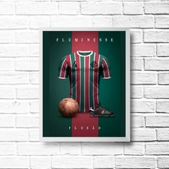 PLACA TIME FLUMINENSE na internet