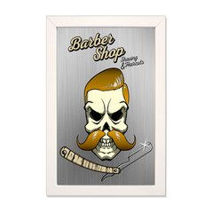 PLACA BARBER SHOP 2 - comprar online