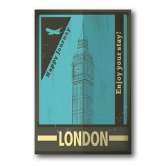 PLACA LONDON BLUE - loja online