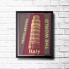 PLACA TRAVEL ITALY na internet