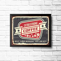 PLACA COFFEE BEST - comprar online