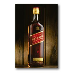 PLACA RED LABEL - comprar online