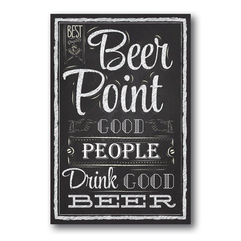 PLACA POINT BEER