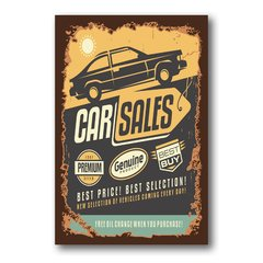PLACA CAR SALES 1957