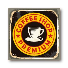 PLACA COFFEE SHOP PREMIUM