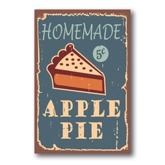 PLACA APPLE PIE