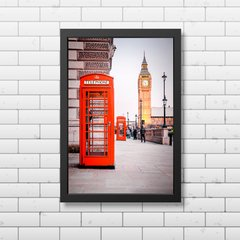 PLACA TELEPHONE LONDRES - comprar online