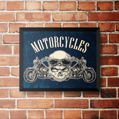 PLACA MOTORCYCLES 2 na internet