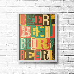 PLACA BEER COLORS na internet