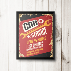 PLACA CAR SERVICE na internet
