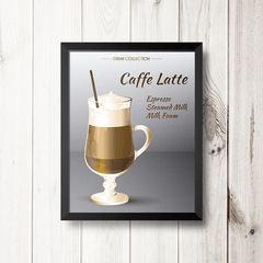PLACA CAFFE LATTE na internet