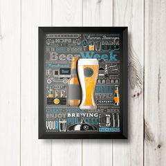 PLACA BEER WEEK na internet