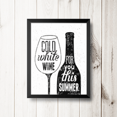 PLACA COLD WHITE WINE na internet